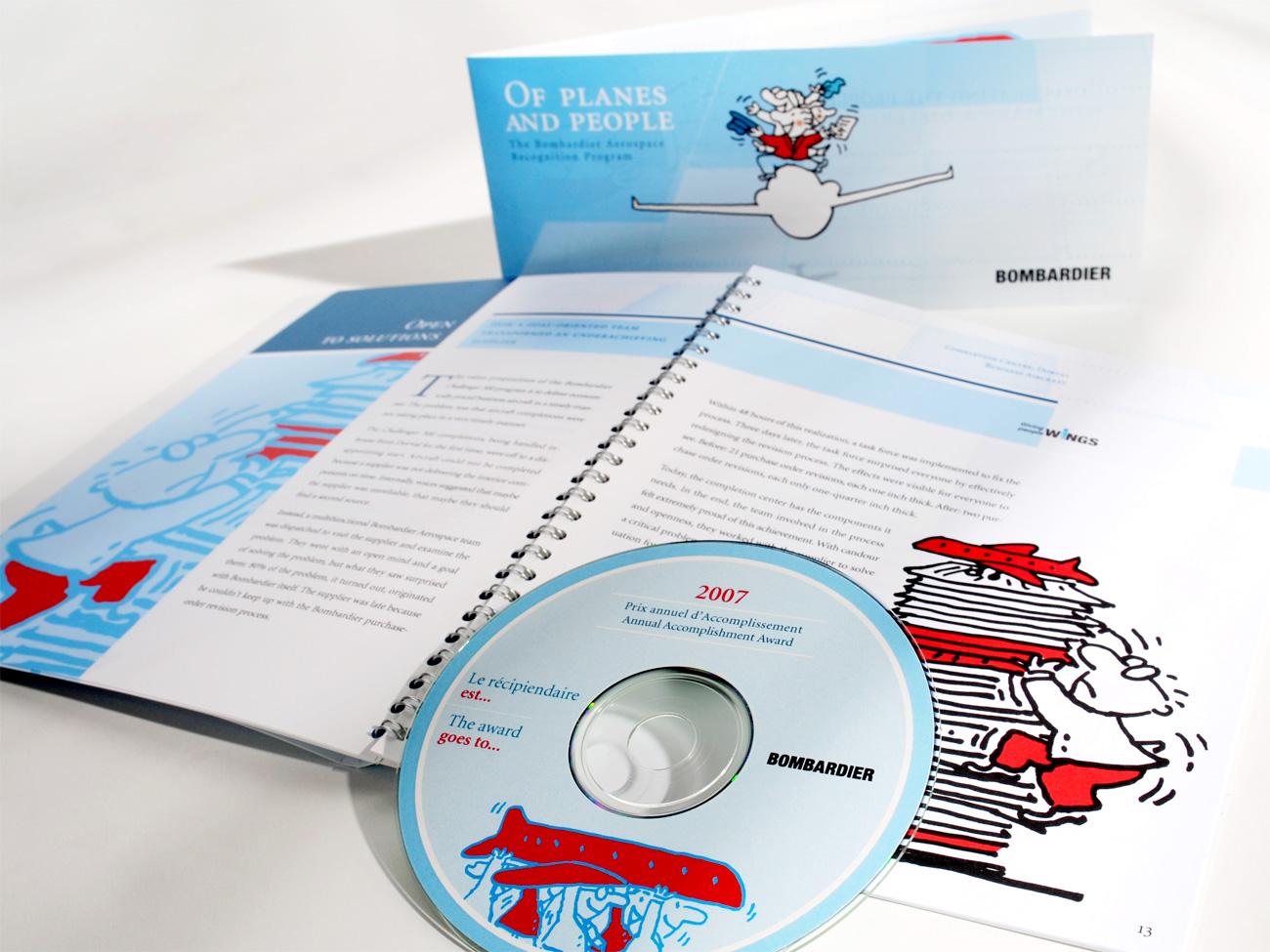 Bombardier a ronautique prix annuel d 39 accomplissement 2007 for Chambre de commerce francaise a montreal